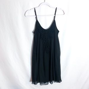 Express Sleeveless Black Dress